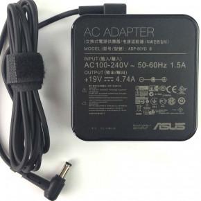 Asus X72D X72DR Adapter Laddare 90W Original